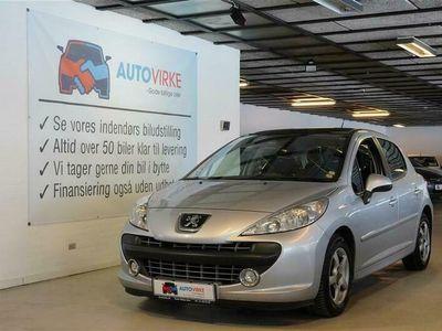 brugt Peugeot 207 1,6 HDi 109HK 5d