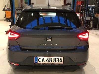 begagnad Seat Ibiza 1,0 TSI Xcellence 95HK 5d
