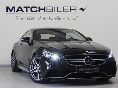 usado Mercedes S63 AMG AMG 5,5 4-Matic AMG Speedshift 585HK 2d 7g Aut.
