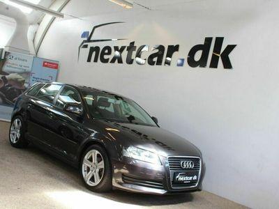 brugt Audi A3 Sportback 2,0 TDi 140 Attraction