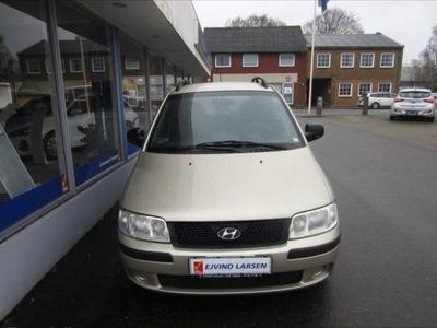 brugt Hyundai Matrix 1,5 CRDi GL 110HK