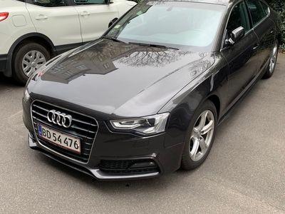gebraucht Audi A5 Sportback 1.8 TFSI 144 HK 5-DØRS MULTITRONICS-Line