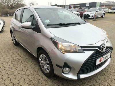 brugt Toyota Yaris 1,0 VVT-I T1 Style 69HK 5d A+