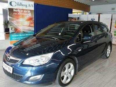 brugt Opel Astra 6 Enjoy ST eco