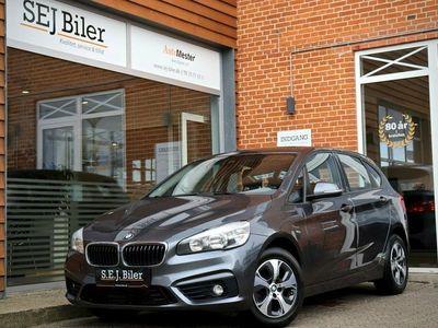 usata BMW 218 Active Tourer i 1,5 Sport Line 136HK aut 5d