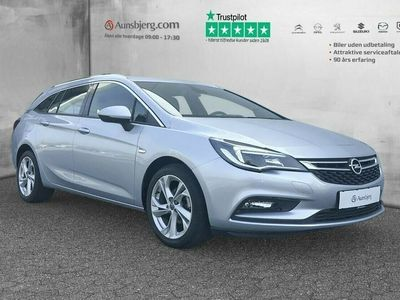 brugt Opel Astra CDTi 110 Dynamic ST