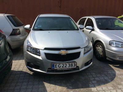 brugt Chevrolet Cruze 1,8 LS