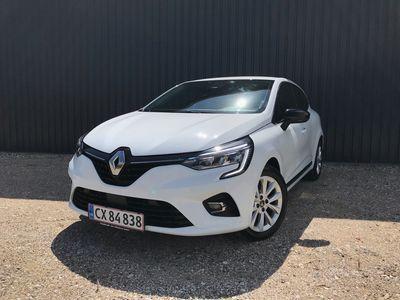 brugt Renault Clio 1,3 TCE Intens EDC 130HK 5d 7g Aut. A+ Bliv ringet opSkriv til os