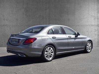 brugt Mercedes C220 d 2,0 D Business 9G-Tronic 194HK 9g Aut.