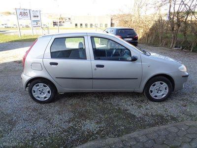 gebraucht Fiat Punto 1,2 SX 60HK 5d