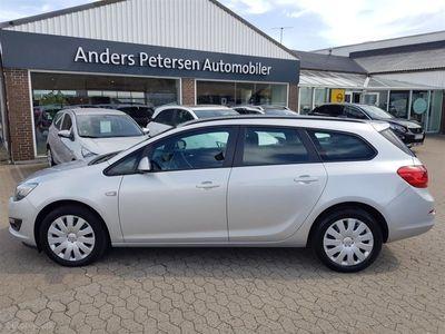 brugt Opel Astra 1,6 CDTI Enjoy Start/Stop 136HK Stc 6g