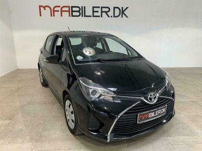 brugt Toyota Yaris