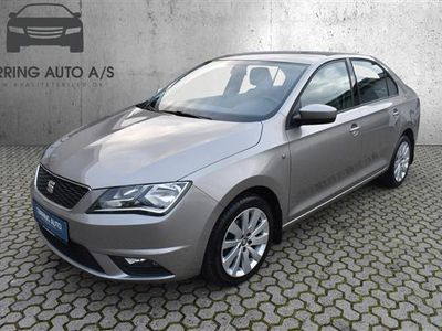 brugt Seat Toledo 1,4 TSI Style DSG 122HK 5d 7g - Personbil - champagnemetal