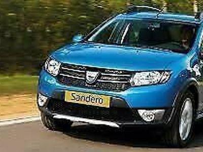 brugt Dacia Sandero Stepway 0,9 TCe 90 Van
