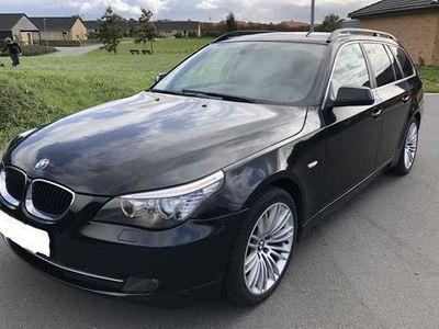 brugt BMW 520 520d D 2,0