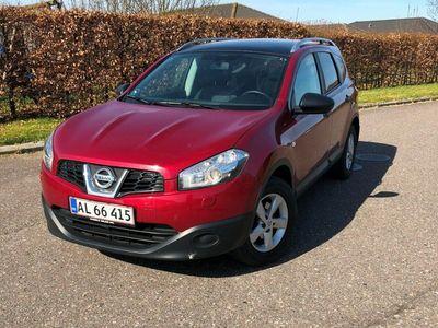 brugt Nissan Qashqai +2 Visia, 1,6 Visia 7-personers bil