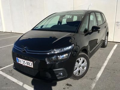 usado Citroën Grand C4 Picasso 1,6 Blue HDi Iconic start/stop 120HK 6g