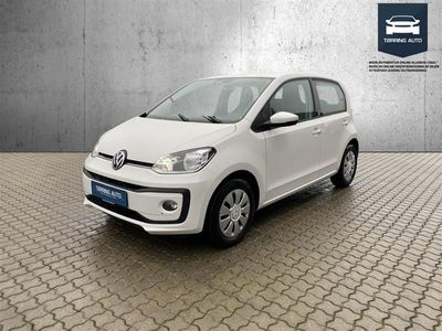 brugt VW up! 1,0 MPI BMT White 60HK 5d - Personbil - Hvid