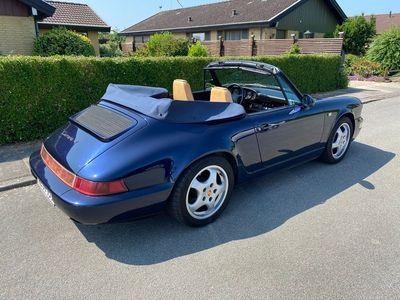 brugt Porsche 911 Carrera 4 Cabriolet 911 964