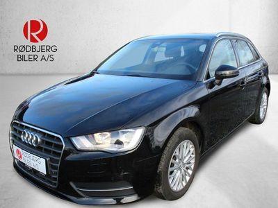 brugt Audi A3 Sportback 2,0 TDi 150 Ambiente S-tr.