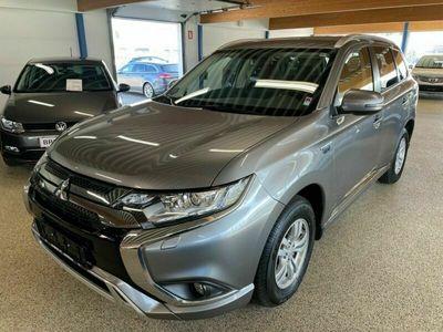 brugt Mitsubishi Outlander 2,4 PHEV Invite CVT 4WD