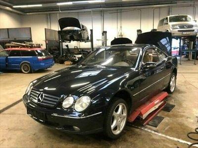 brugt Mercedes CL500 aut.