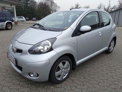 brugt Toyota Aygo Plus 1,0 68HK 5d