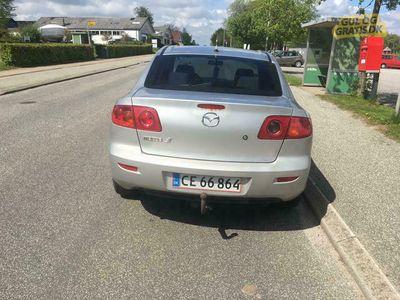 brugt Mazda 3 1.6 benzin 2004