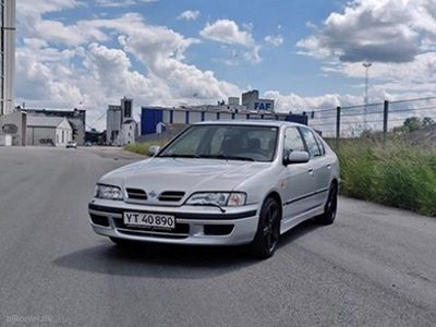 usata Nissan Primera 1,6 GX 100HK 5d