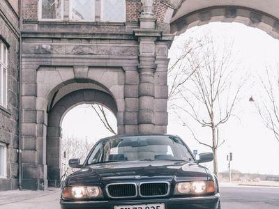 brugt BMW 740 7 serie E38 i