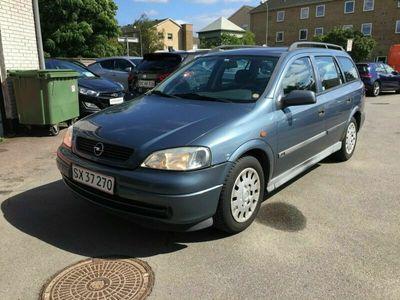 brugt Opel Astra 6 8V Club stc.