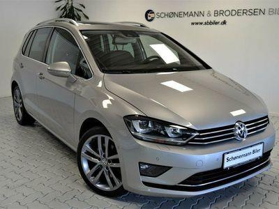 brugt VW Golf Sportsvan 1,4 TSi 150 Highline DSG BMT