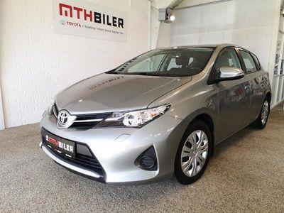 brugt Toyota Auris 1,6 Valvematic T1+ 132HK 5d 6g