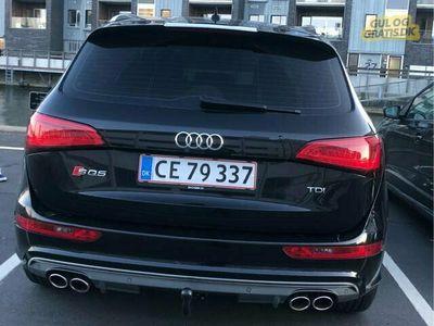 brugt Audi SQ5 v6