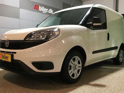 używany Fiat Doblò L1 1,3 MJT Professional 95HK Van