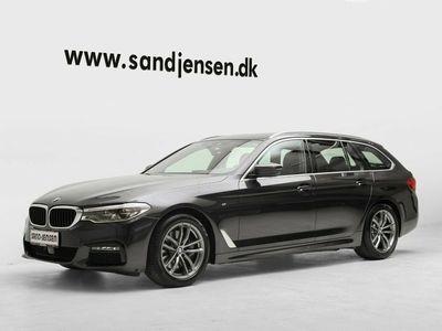usado BMW 530 d 3,0 Touring M-Sport xDrive aut.