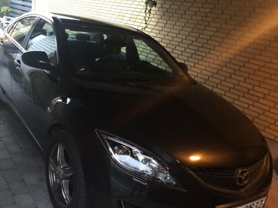 brugt Mazda 6 2,0 SEDAN