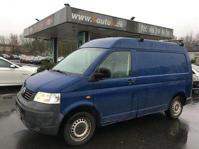 brugt VW Transporter Kort 1,9 TDI 3ton 85HK Van