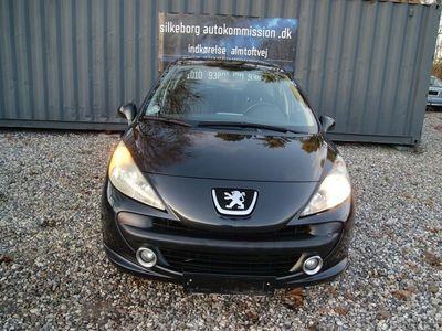 brugt Peugeot 207 1,6 HDi S16