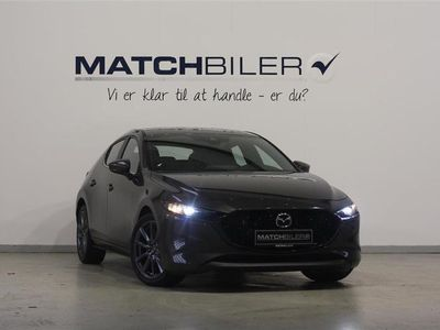 brugt Mazda 3 2,0 Skyactiv-G Sky aut 122HK 5d