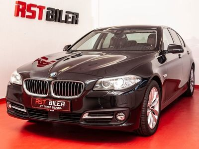 brugt BMW 520 d 2,0 xDrive aut.