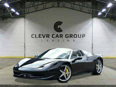 brugt Ferrari 458 458Italia Spider Cabriolet 4.5 V8 - 588 hk Italia Spider Cabriolet 4.5 V8 - 588 hk