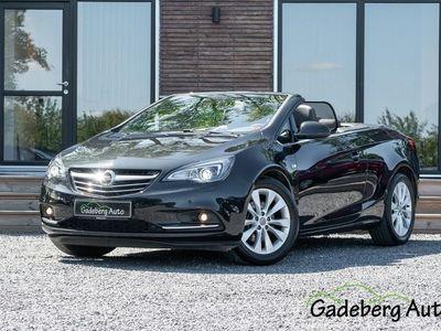 brugt Opel Cascada 1,6 T 170 Cosmo