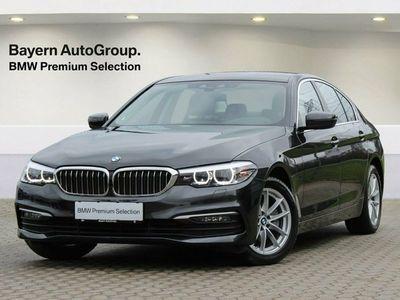 używany BMW 520 i 2,0 aut.