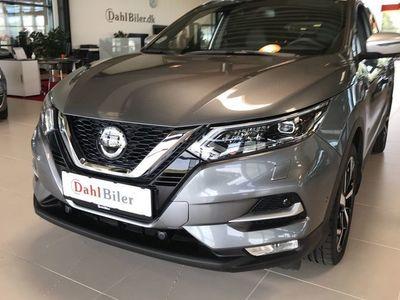 brugt Nissan Qashqai 1,3 Dig-T Tekna+ NNC Display 140HK 5d 6g