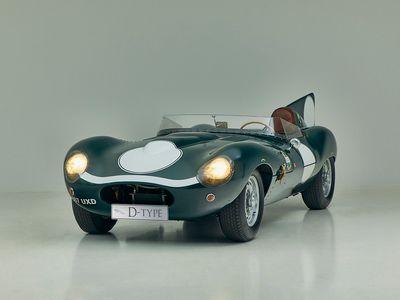 brugt Jaguar D-Type 2,4 replica
