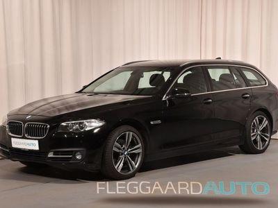 brugt BMW 520 d 2,0 D 184HK 8g Aut.