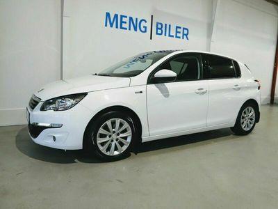 brugt Peugeot 308 1,6 BlueHDi 120 Style EAT6 Van