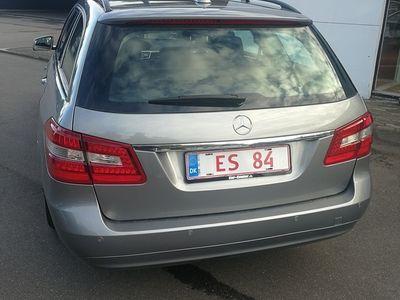 brugt Mercedes E220 2.2 170 HK Elegance