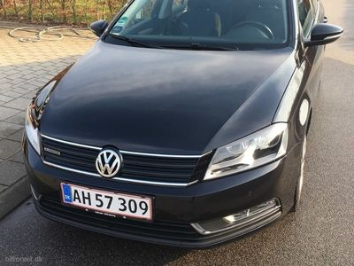 used VW Passat 1,6 TDI BlueMotion 105HK 6g